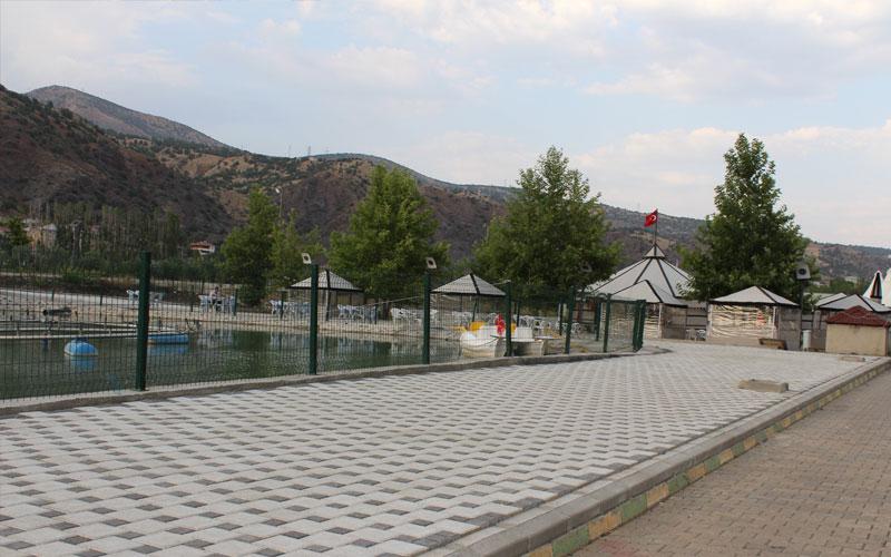 Gölpark Çevre Düzenlemesi Yapıldı